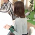 藤井サチ エッチなニットおっぱい