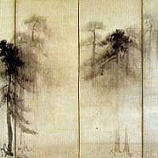 『松林図屏風(3)』の画像