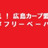 『ファン必見!広島カープ愛あふれるフリーペーパー4選』の画像
