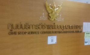 タイのロングステイビザを取得