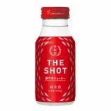 『【新商品】果実感あふれる芳醇でジューシーな味わいの「THE SHOT 鮮やかジューシー 純米」』の画像