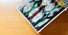 【ニトリ】ニトリでやっと買えた人気商品。保存食の収納もニトリで!