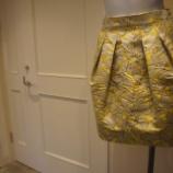 『DUAL VIEW(デュアルヴュー)ボタニカルジャガードスカート』の画像