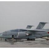 『自衛隊C-2輸送機体験搭乗』の画像