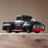『ホットウィール カスタム'56フォード・トラック』の画像