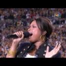 Jennifer Hudson - The Star-Spangled Banner - 星条旗 - 2009
