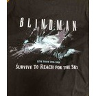 """『BLINDMAN Live Tour 2018-2019""""Survive To Reach For The Sky"""" @ 鹿鳴館』の画像"""
