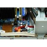 『【自作機】自作機?号機(2009年冬版)が逝く。【故障こそ自作機の楽しみ】』の画像