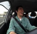 盲目の漫談家・濱田祐太郎、車の運転に挑戦「見えていないのに、けっこう運転できた」