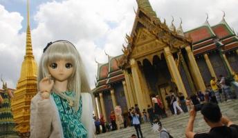 娘(人形)とタイを観光してきたで!【四日目!!!!】