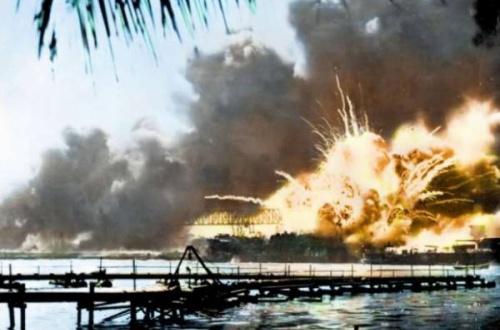 真珠湾攻撃って実際どれぐらいすごい事やったんや?のサムネイル画像