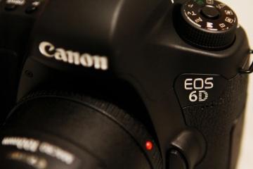 地球の全ての光を・・・受け取れません EOS 6D