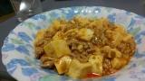麻婆豆腐作ったったったwww(※画像あり)