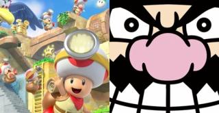【予約開始】Switch/3DS『進め!キノピオ隊長』、3DS『メイド イン ワリオ ゴージャス』の予約受付が開始!