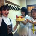 【悲報】 ぱるることAKB島崎遥香(18) 誕生日会を開く → 豪華すぎて炎上! 「オタが貢いだ金で…