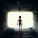 『小学校の頃に宇宙人に誘拐されかけた』の画像