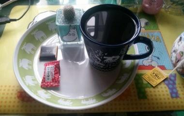 『(´-ω-`)Singapore Breakfastとショコラ』の画像