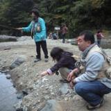 2009.10.24(土)FISH・ON!鹿留とBBQ(定番イベント)参加者10名のサムネイル
