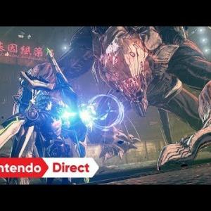 『キャラクターデザインは桂 正和氏。プラチナゲームズのNintendo Switch向け新作アクション「ASTRAL CHAIN」が2019年8月30日に発売』の画像