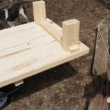『ツガの座卓』の画像