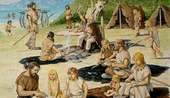 縄文時代←13000年も何の進歩が無かったのはなぜなのか?