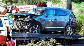 【法則】タイガーウッズ、スポンサーの韓国車を運転中に大事故…複雑骨折の重傷、選手生命の危機