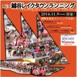 『【イベント】「第6回越谷レイクタウンランニング」に参加しました!』の画像