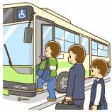 『【クリップアート】小学校中学年−高学年の子どものイラスト6(バスに乗る・学校につく・友達に挨拶をする)』の画像