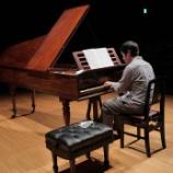 『フェニーチェ堺で始まった川口成彦のフォルテピアノによるベートーヴェンピアノ・ソナタ選集の第2回が12月25日に』の画像