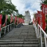 『長い長い階段を上がると・・・』の画像