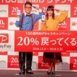 『PayPayが100億円(買い物20%還元)太っ腹キャンペーンを行う事情。』の画像