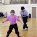 【動画】 素晴らしいダンスを披露する少女