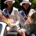 2007年 横浜開港記念みなと祭 国際仮装行列 第55回 ザ よこはまパレード その4(横浜観光コンベンション・ビューロー(ミスはこだて)編)
