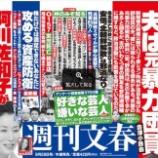 『野田聖子の夫が韓国人で「会津小鉄会」の前科者と報じた文春をマスコミが報じない理由がやばい【画像】』の画像