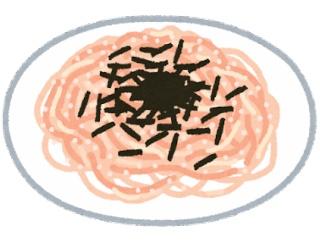 明太子スパゲティとかいう美味すぎる食い物