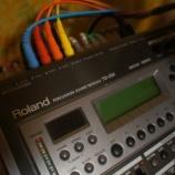 『Presonus Studio Live 16.0.4 を購入!その2 ~V-Drum(TD20-KX-S)との接続』の画像
