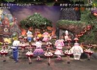 AKB48×サンリオ「恋するフォーチュンクッキー」キャプチャまとめ【CDTVライブ!ライブ!】