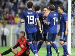 【 日本代表vsモンゴル 】前半終了!モンゴル相手にゴールラッシュ!南野!吉田!長友!永井!4-0で折り返す!