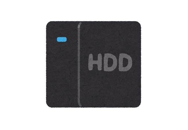 店員さん「4TB以上のHDD買っていく奴は9.9割割れ厨」