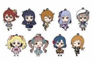【ミリマス】12月にミリマスラバスト9種、杏奈マグカップ、クリアファイル5種が発売!
