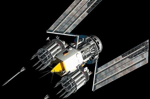 🇺🇸アメリカさん、宇宙から攻撃可能な新兵器「神の杖」を開発中のサムネイル画像