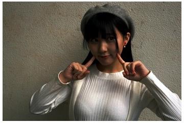 田中美久のいやらしい目で見てはいけないブラ透けするおっぱい