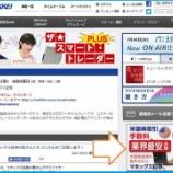 『明日ラジオNIKKEI「ザ・スマート・トレーダー」出演します』の画像