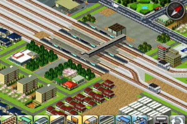 行 3d こう 攻略 A で 列車