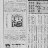 『東海愛知新聞連載第89回【オンラインまちゼミ】』の画像