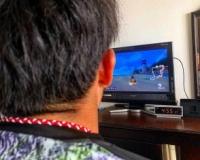 【阪神】西「才木。集中してゲームしてます。 1日1時間までにしてください。お母さんに怒られますよ」