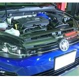 『【スタッフ日誌】Golf7.5RにEventuri Carbon Intake Systemsを装着!』の画像