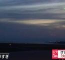 【画像】新潟上空など東日本各地で謎の光