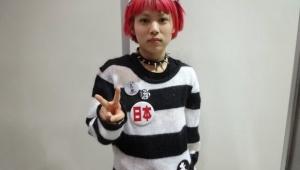 NMB48木下百花、ドラマの役作りで髪を赤に染める