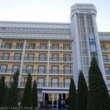 『ウズベキスタン旅行記39 サマルカンドで宿泊したホテル「リーガル・パレス・ホテル(Regal Palace Hotel)」』の画像